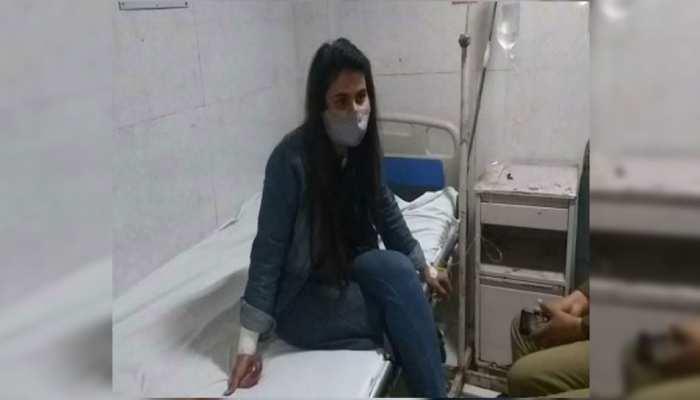BJP सांसद कौशल किशोर की बहू ने काटी नस, वीडियो वायरल कर आयुष पर लगाए गंभीर आरोप