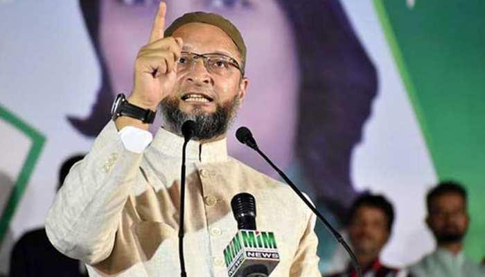 ओवैसी ने कहा-प्रदेश में फ्रीडम ऑफ एक्सप्रेशन नहीं, सबसे ज्यादा एनकाउंटर मुस्लिम अपराधियों के