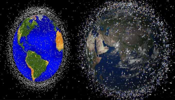 NASA: अमेरिकी स्पेस एजेंसी ने कचरे का बड़ा ढेर हटाया, ISS को था खतरा