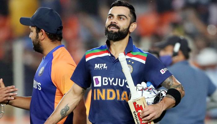तूफानी पारी के बाद Virat Kohli का खुलासा, AB de Villiers और Anushka Sharma की ये बात मानकर किया धमाका