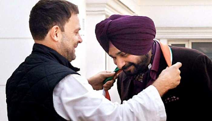 Punjab Assembly Election से पहले Navjot Singh Sidhu को 'एडजस्ट' करेगी कांग्रेस! जल्द मिल सकती है बड़ी जिम्मेदारी