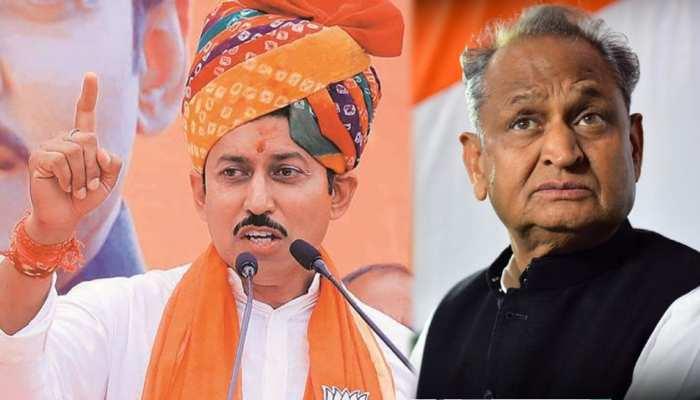 Rajasthan Phone Tapping Scandal: BJP हमलावर, कांग्रेस पर लगाया देश की सुरक्षा से खिलवाड़ का आरोप