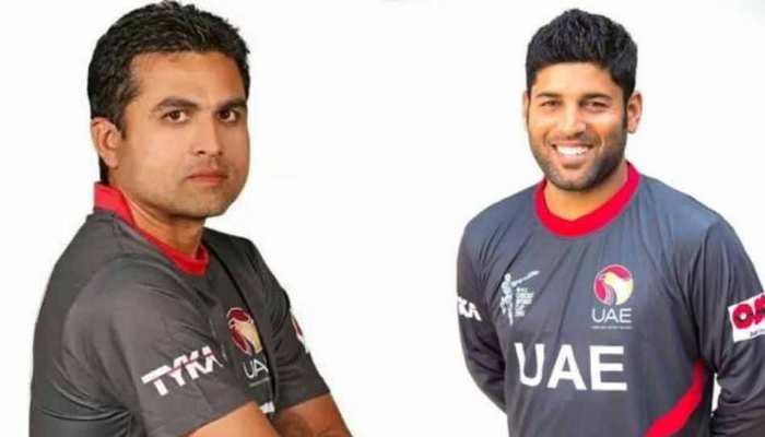 UAE के क्रिकेटर्स Mohammad Naveed और Shaiman Anwar Butt पर ICC ने लगाया 8 साल का बैन