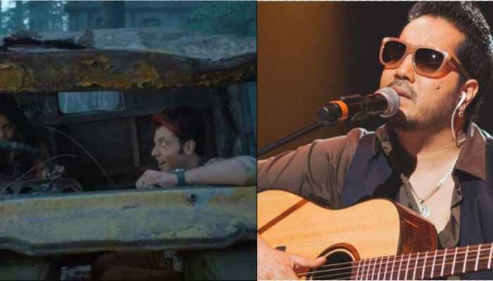 'रूही' का हॉरर गाना रिकॉर्ड करते हुए क्यों हंस-हंसकर लोटपोट गए मीका सिंह?