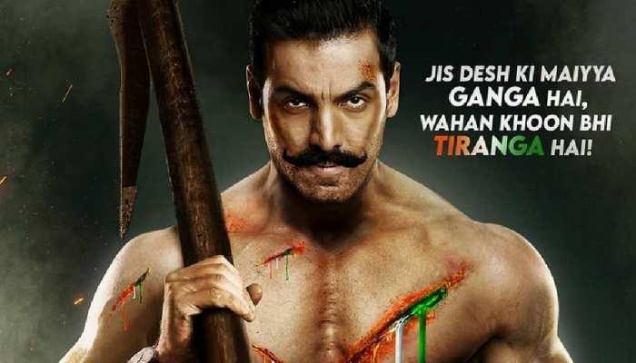 Satyameva Jayate 2 Poster: John Abraham की होगी 'जॉन' से लड़ाई! न हों हैरान, देखें पोस्टर