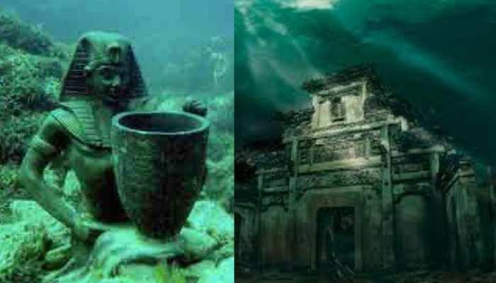 समुद्र में डूब चुके Dwarka का अब चलेगा पता, मरीन आर्कियोलॉजिकल रिसर्च से खुलेंगे कई राज