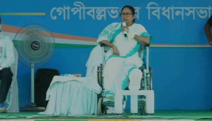 Assembly Election 2021: ममता बनर्जी का आरोप, कहा- पहले CPM मेरे साथ मारपीट करती थी, अब भाजपा ऐसा कर रही