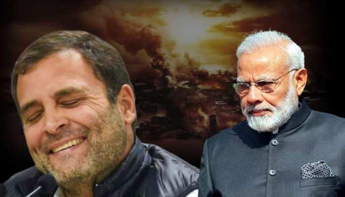 राहुल गांधी ने भारत के लोकतंत्र पर दिया विवादित बयान, शुरू हुई सियासी कलह