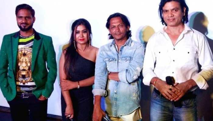 टीजर के बाद रिलीज किया गया विनोद यादव की फिल्म की फर्स्ट लुक
