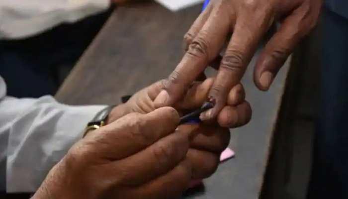 पश्चिम बंगाल चुनाव: 82 साल की महिला ने अपने घर में डाला वोट, मतदान कर्मी खुद चलकर पहुंचे उनके घर