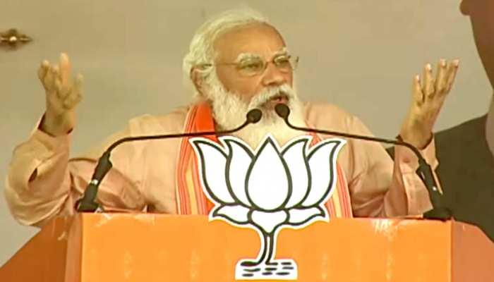 West Bengal Election: डबल इंजन की सरकार बनेगी तो विकास भी होगा, जीवन भी आसान बनेगा: PM मोदी