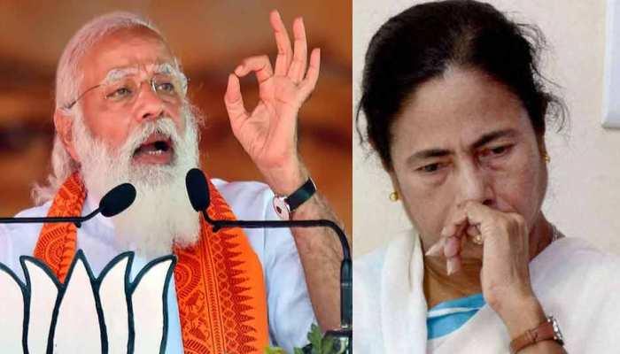 पुरुलिया की रैली में PM Modi ने बताया ममता बनर्जी की TMC का फुल फॉर्म, कहा- इसका मतलब ट्रांसफर माय कमीशन