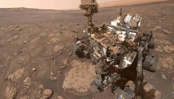 मंगल पर रोवर ने की चहलकदमी, NASA ने शेयर की ड्राइविंग की आवाज
