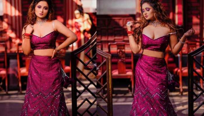 rashami desai got her latest photoshoot in traditional look photos viral on internet
