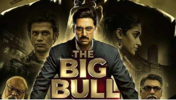 The Big Bull Trailer: स्वैग में दिखे Abhishek Bachchan, कैरी मिनाटी की आवाज का चला जादू