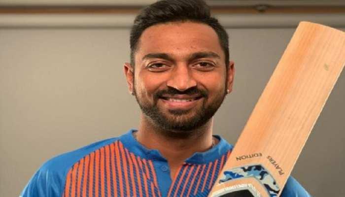 वनडे टीम में चुने जाने के बाद क्रुणाल पांड्या ने जताई खुशी, कहा- सबकुछ देने को हूं तैयार