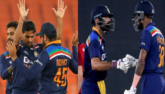 INDvsENG Fifth T20: भारत ने इंग्लैंड को दी करारी शिकस्त, 3-2 से जीती सीरीज