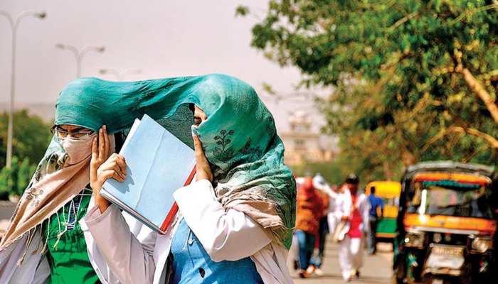 Delhi Weather Update: कल-परसों हो सकती है Rain, लोगों को बढ़ती गर्मी से मिलेगी निजात