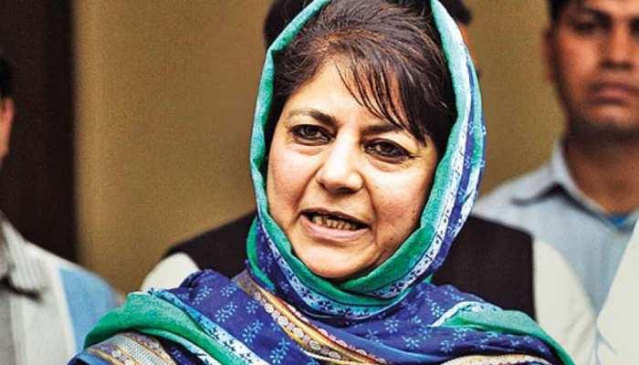 Mehbooba Mufti ने फिर किया 'पाकिस्तान प्रेम' का इजहार, कहा- दोनों देशों में मेल-मिलाप की प्रक्रिया कश्मीर से शुरू हो