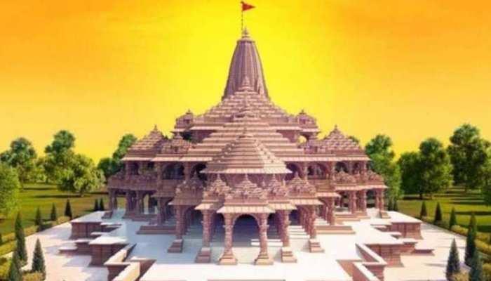 राम मंदिर निर्माण का कार्य हुआ तेज, नींव की खुदाई में मिले कई प्राचीन पत्थरों के अवशेष