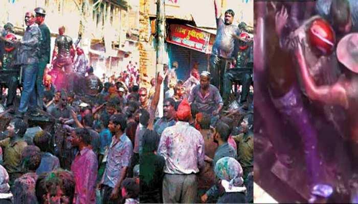 Shahjahanpur की 'जूता मार' होली के लिए प्रशासन पूरी मुस्तैदी से जुटा, जानिए कैसे हुई थी शुरुआत