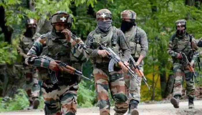 जम्मू कश्मीर में मुठभेड़, सुरक्षाबलों ने चारों आतंकियों को उतारा मौत के घाट