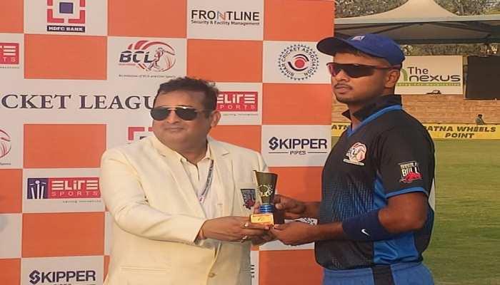 Bihar Cricket League 2021: अंकित की पारी Gaya Gladiators पर पड़ी भारी, 7 विकेट से हासिल की जीत