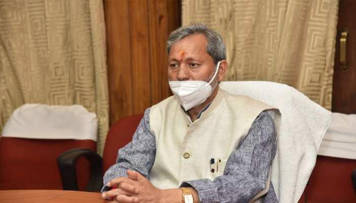 Uttarakhand के सीएम Tirath Singh Rawat हुए Corona पॉजिटिव, PM Modi से होनी थी मुलाकात