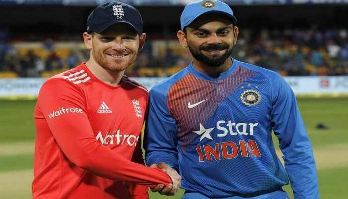 INDvsENG: वनडे सीरीज में इंग्लैंड से नंबर 1 का ताज छीनने के इरादे से उतरेगी कोहली की सेना