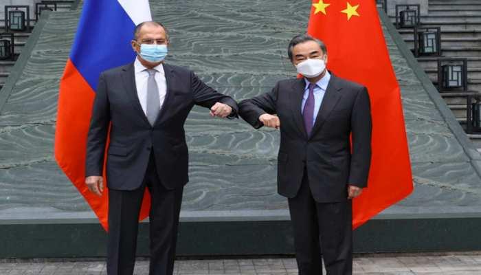 रूस के विदेश मंत्री Sergey Lavrov पहुंचे चीन, America से मुकाबले के लिए Strategy बनाना है मकसद