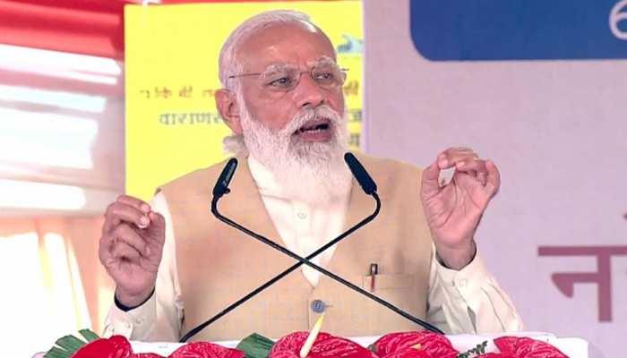 PM Modi का सांसदों को संदेश, कहा- मैंने सीएम और पीएम रहते कभी नहीं ली छुट्टी