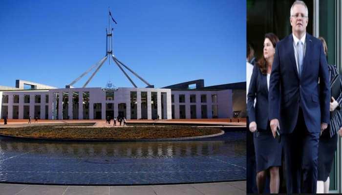 ऑस्ट्रेलिया: संसद में अश्लील हरकत का वीडियो लीक, सरकार पर उठे सवाल