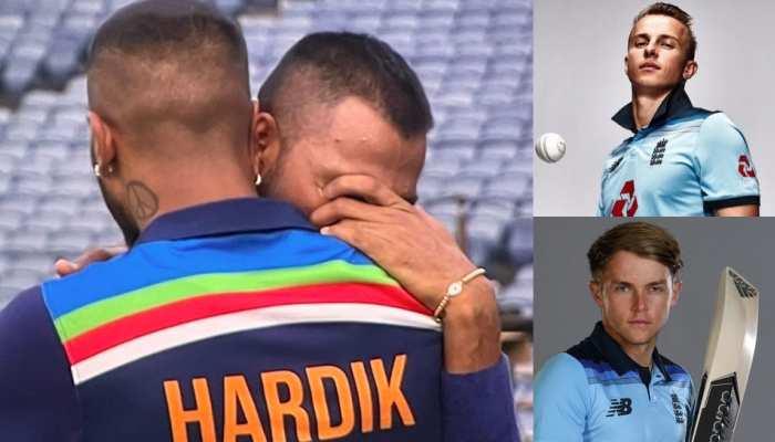 IND vs ENG: पहले वनडे में अजब इत्तेफाक, एक ही मैच में खेले 4 भाई