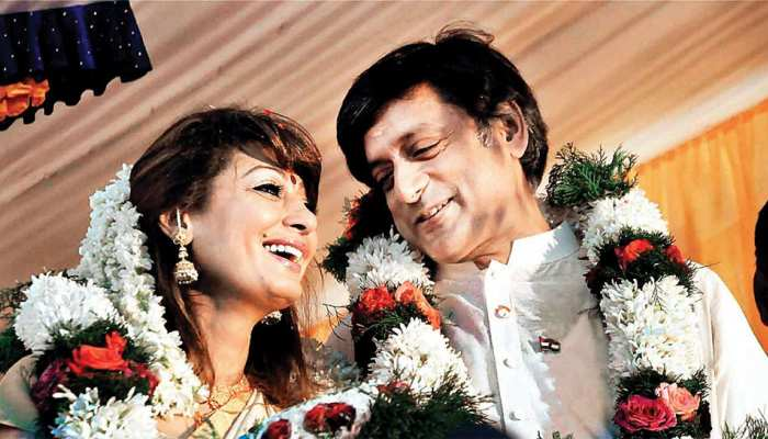 Sunanda Pushkar Case: Shashi Tharoor ने अदालत से लगाई बरी करने की गुहार, मौजूदा सबूतों का दिया हवाला