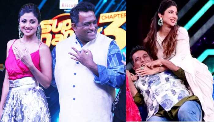 Shilpa Shetty ने Anurag Basu के बारे में किया मजेदार खुलासा, सेट पर करते हैं ये काम!