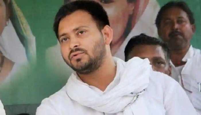 Bihar: 'अधिकारी अच्छे से जान लें और पहचान लें मेरा नाम तेजस्वी यादव है'