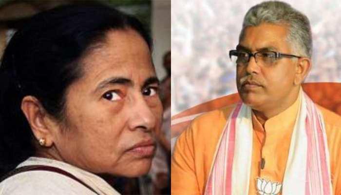 West Bengal: BJPनेता दिलीप घोष के 'बरमूडापहनो' बयान पर मचा बवाल,TMC ने बोला हमला
