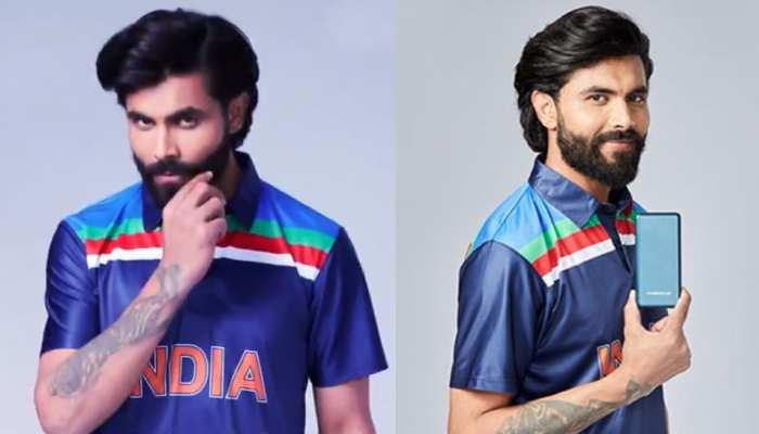 Ravindra Jadeja ने बदला अपना लुक, लेकिन IPL 2021 से पहले CSK को लगा ये झटका