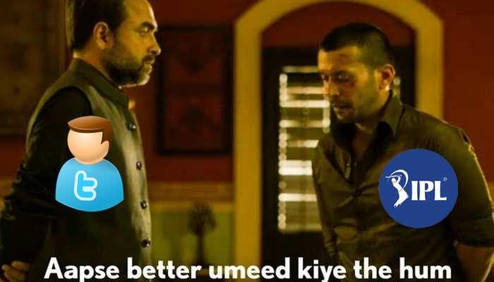 IPL Anthem Song सुनने के बाद फैन्स हुए नाराज, ट्विटर पर कुछ इस तरह आए रिएक्शन - देखें