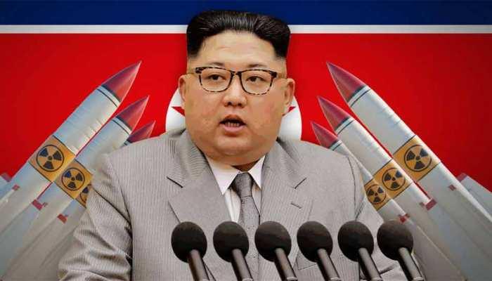 North Korea ने फिर से किया बैलिस्टिक मिसाइलों का परीक्षण, 450 किलोमीटर समुद्र में गिरीं