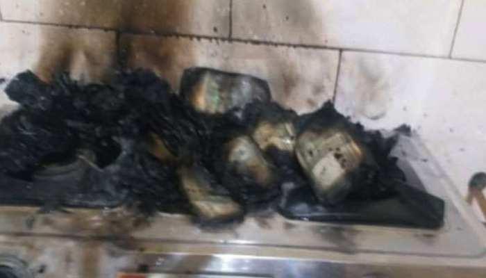 Rajasthan: Tehsildar burnt 15 lakh, gets arrested by ACB in corruption case