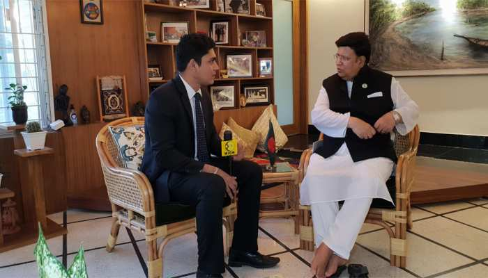 PM नरेंद्र मोदी के स्वागत के लिए Bangladesh तैयार, विदेश मंत्री Momen ने कहा, 'यह हमारे लिए गर्व की बात'