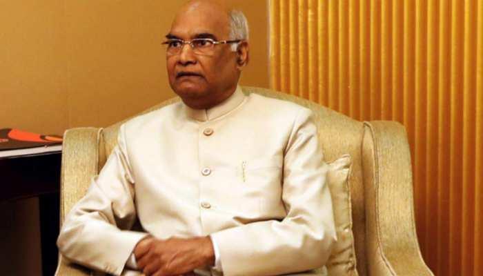 राष्ट्रपति Ram Nath Kovind की तबीयत बिगड़ी, सीने में दर्द की शिकायत के बाद Army Hospital में भर्ती
