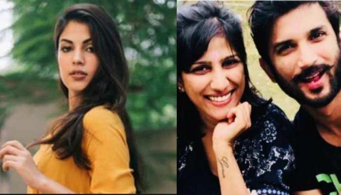 Rhea Chakraborty की वजह से बढ़ीं Sushant Singh Rajput की बहन की मुश्किलें, SC ने खारिज की याचिका