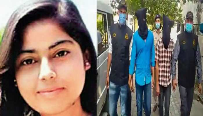 निकिता तोमर हत्याकांड में दोषी तौसीफ और रेहान को उम्रकैद की सजा