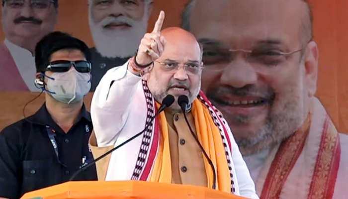 Assam में Amit Shah का ऐलान, Love & Land जेहाद रोकने के लिए कानून बनाएगी BJP