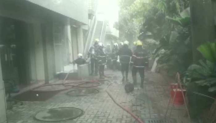 Maharashtra में 2 दिन में दूसरी बार भीषण आग, Fire Brigade की टीम काबू पाने में जुटी