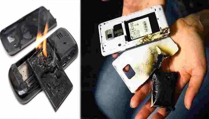 खबर से लें सबक, फोन की बैटरी फटने से गई मासूम की जान, कहीं आप भी तो नहीं करते ये गलतियां?