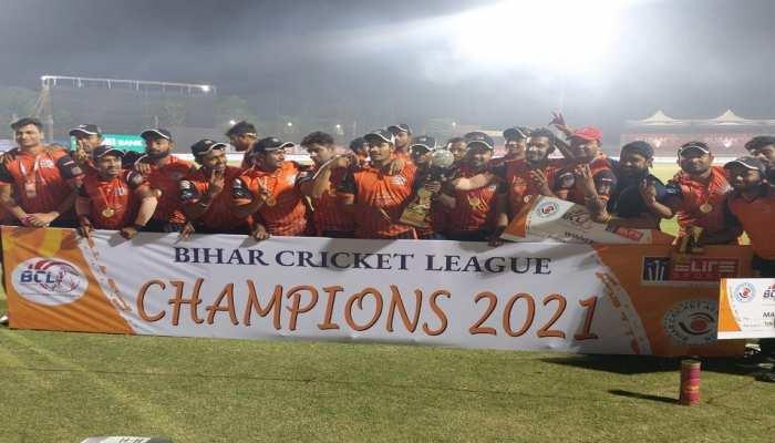 Bihar Cricket League 2021: दरभंगा ने जीता खिताब, पटना को फाइनल में 3 विकेट से रौंदा