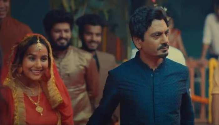 रोमांटिक अंदाज में दिखे Nawazuddin Siddiqui, रिलीज हुआ एक्टर का पहला म्यूजिक वीडियो